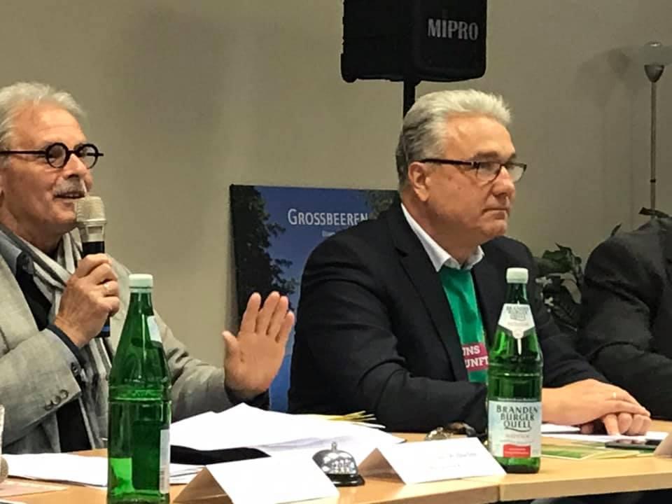 Podiumsdiskussion zur Kommunalwahl am 26. Mai 2019