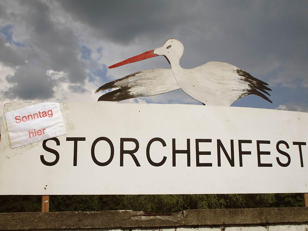 Storchenfest 2019